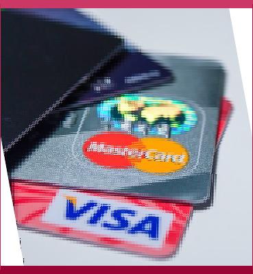 Карточки MasterCard и Visa