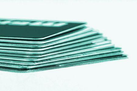 Кредитные пластиковые карточки