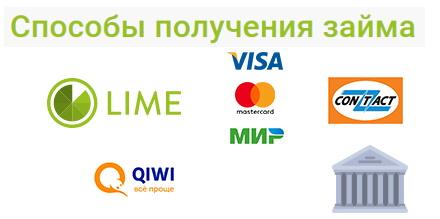 Займы на карту от МФО лайм займ